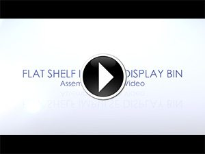 Training Video - POSM Flat Shelf Display Bin